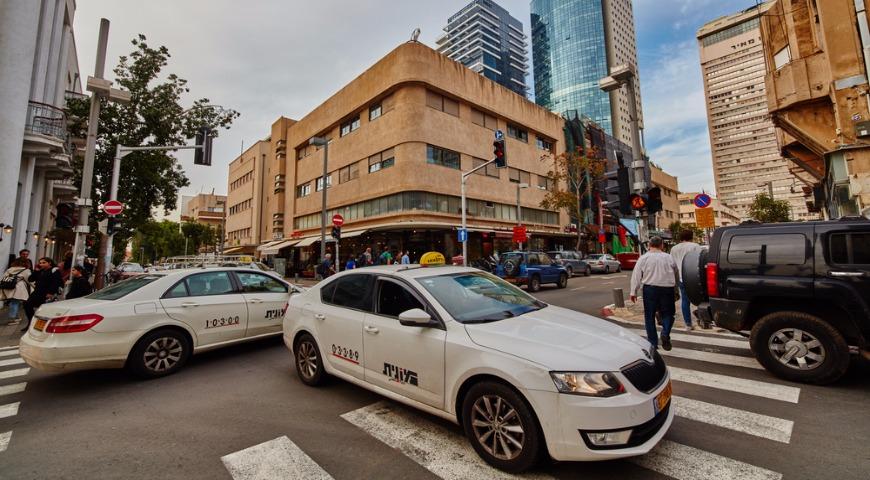 Путешествие из Тель-Авива в Эйлат
