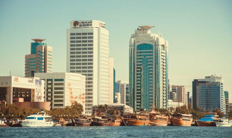 Путешествие в Дейру, ОАЭ