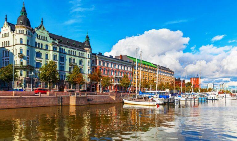 Исследуйте Финляндию. Лучшие велосипедные маршруты для семей с детьми