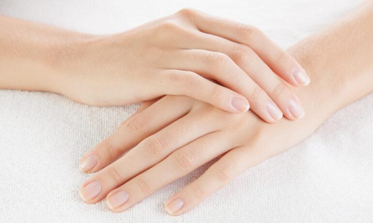 Как укрепить ногти естественным путём?