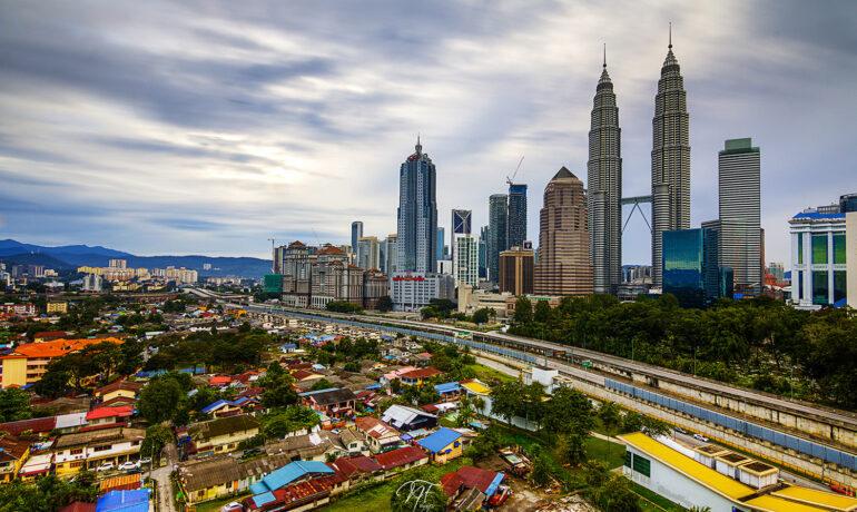 Куала-Лумпур - малайзийская сказка