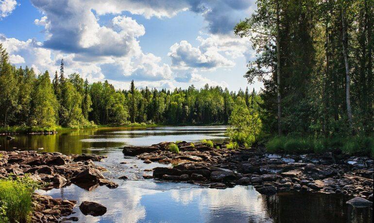 Разнообразие природы Финляндии