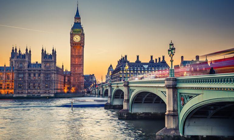 Лучшие достопримечательности Лондона