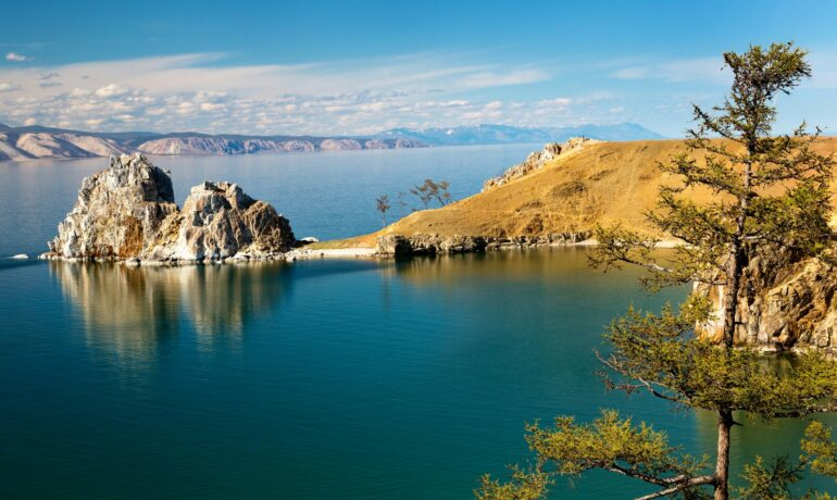 6 самых красивых и интересных мест на Байкале
