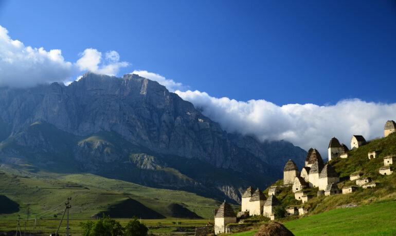 Северная Осетия. Неожиданные красоты Кавказской республики