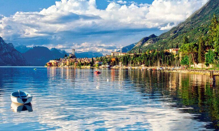 Божественно красивые места в Италии