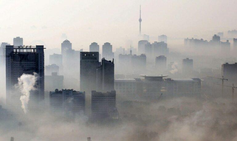 Каждый излучает свое облако смога