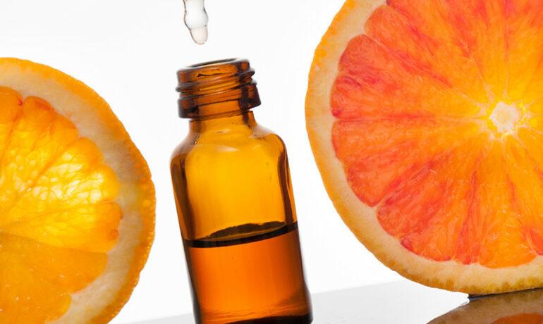 Действие витаминов содержащиеся в косметических средствах
