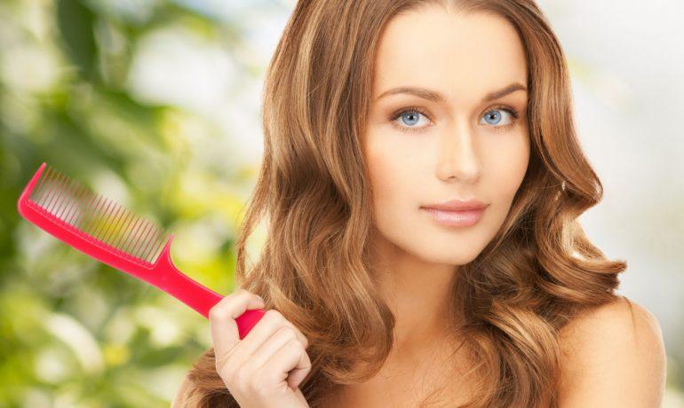 Как укрепить волосы и луковицы