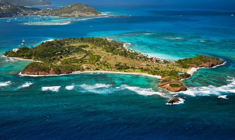 Острова Сент-Винсент и Гренадины: место, где велись съёмки Пиратов Карибского моря