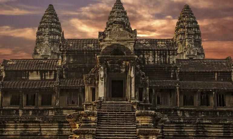 Ангкор – сохранившееся чудо древнего мира