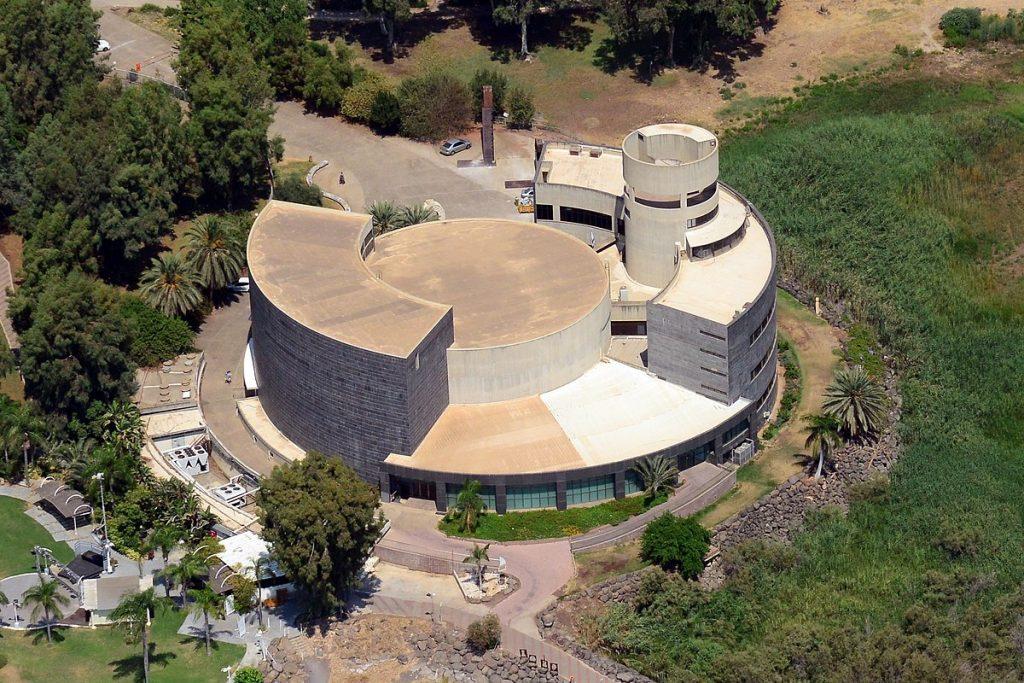 Что посмотреть в Галилее (Израиль). Центр Игаль Алона и древняя лодка