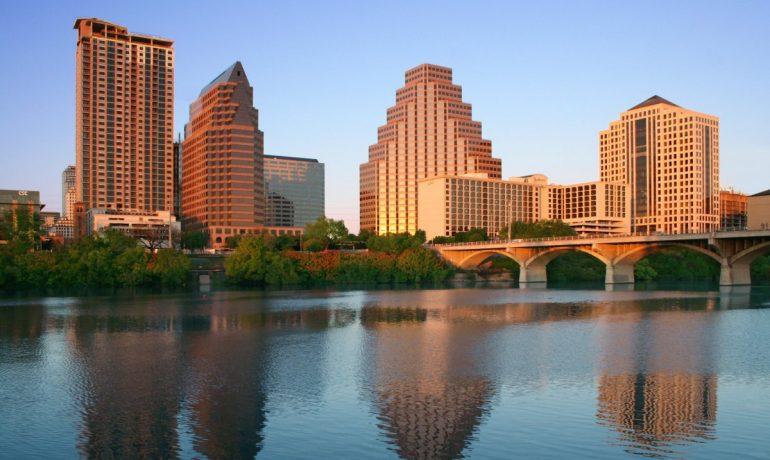 Захватывающий Техас, США