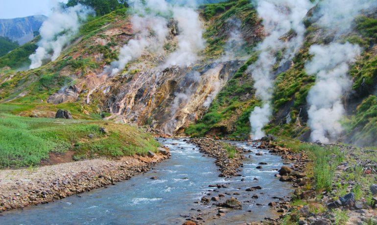 Долина гейзеров, Россия: вторая земля Санникова