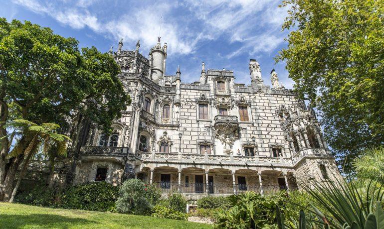 Дворец «миллионщика» Кинты да Регалейра