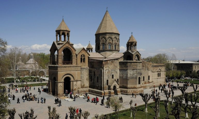 Кафедральный собор, церкви Эчмиадзина, Армения