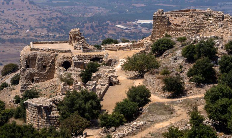 Что посмотреть в Галилее (Израиль). Национальный парк Коразим