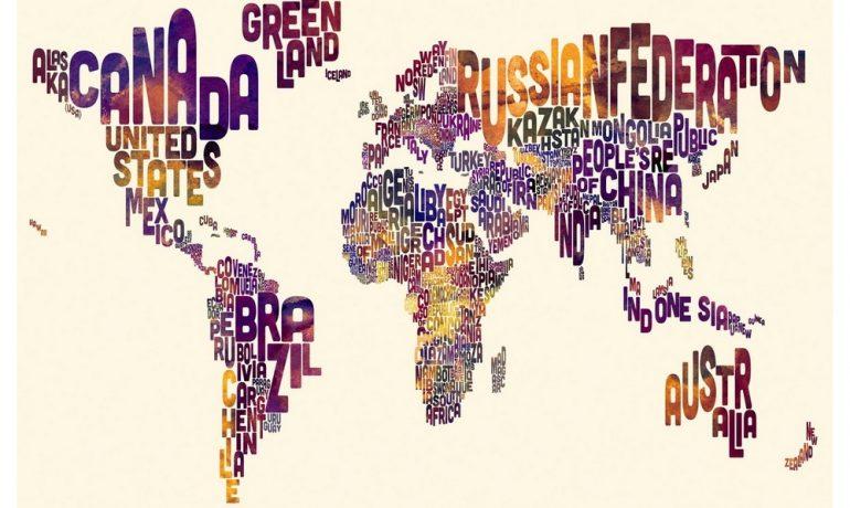 Откуда берутся названия стран