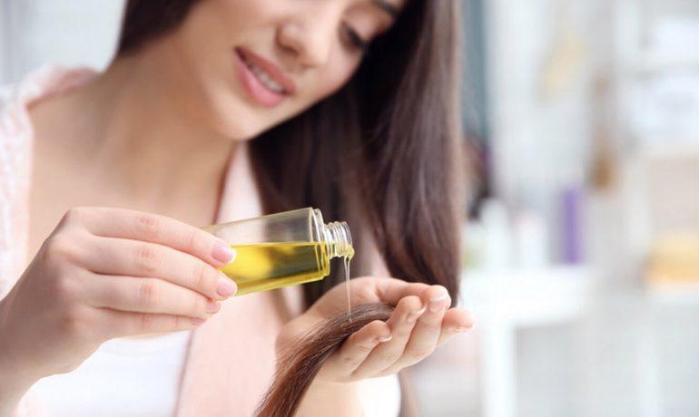 9 натуральных масел для здоровья и роста волос