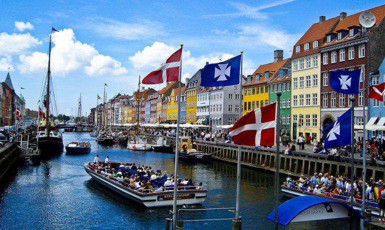Три достопримечательности Королевства Дания