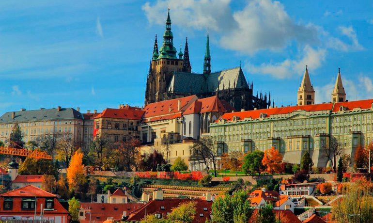 Пражский Град, Чехия: дом королей Богемии