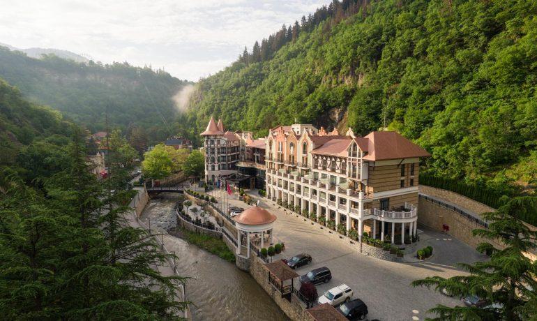 Боржоми, Грузия: чем привлекателен этот курорт