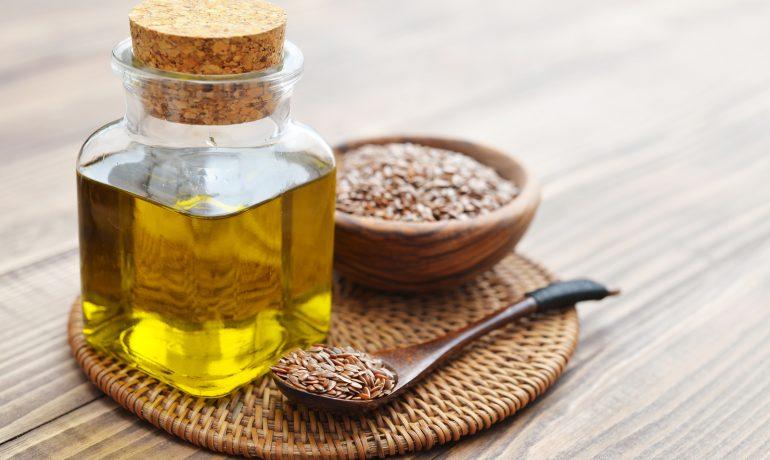 Льняное масло: свойства и применение