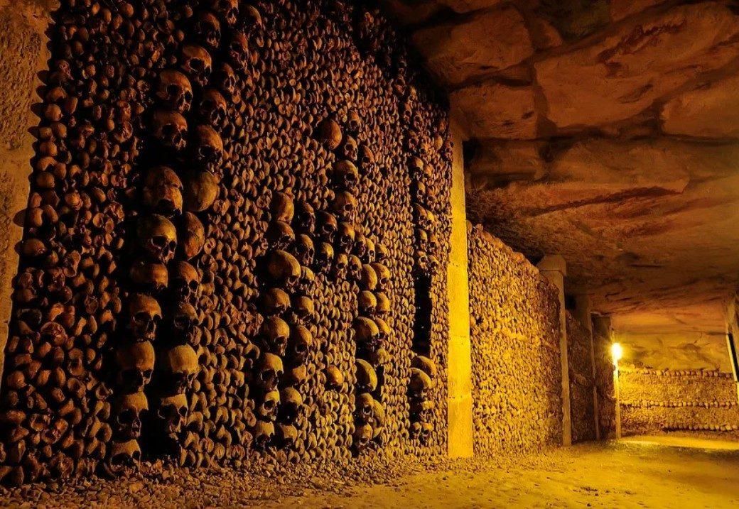 Самые мрачные подземелья мира