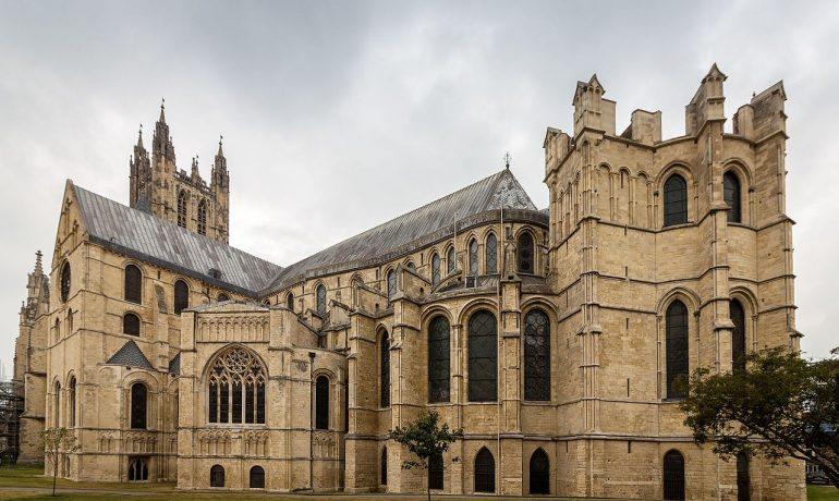 Кентерберийский собор, Аббатство Святого Августина, Великобритания