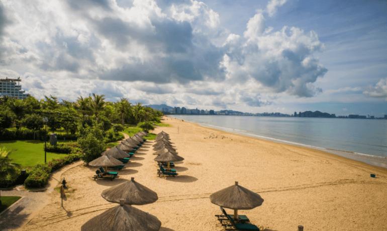 Путешествие по китайскому острову Хайнань. Бухта Санье-Бэй