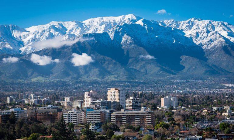 Чили - самая длинная страна в Южной Америке