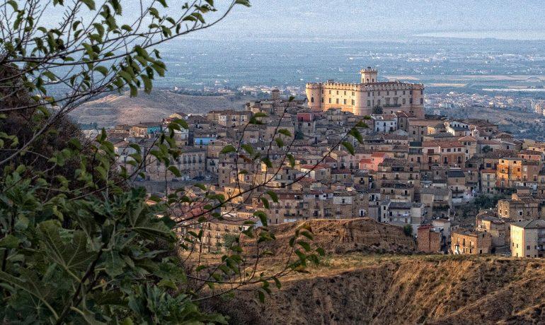 О городе Италии Корильяно-Калабро