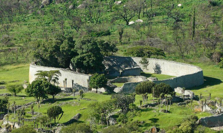 Национальный памятник Великий Зимбабве