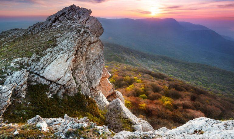 Достопримечательности Крыма: Тырке-яйла