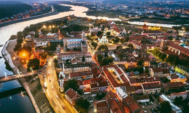 Каунас. Что посмотреть, где побывать. Литва