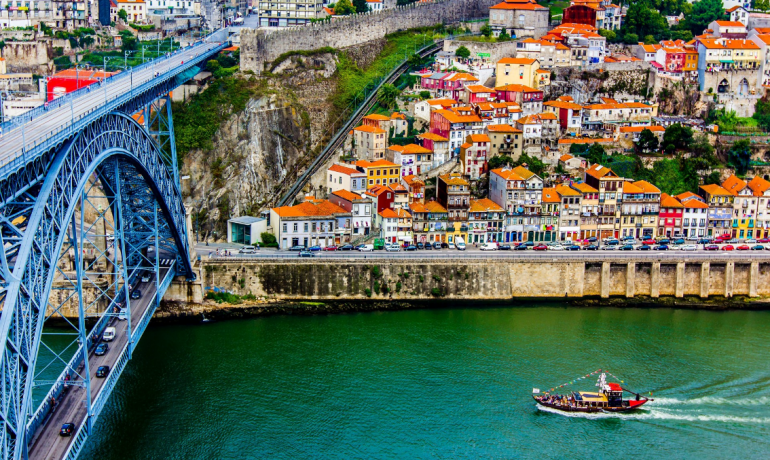 Порту - один из самых крупных городов Португалии