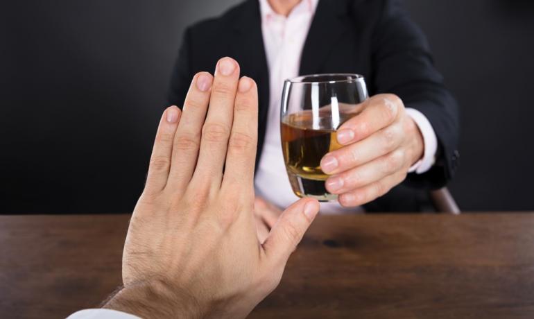 Отказ от алкоголя: положительные изменения, которые вы заметите через месяц