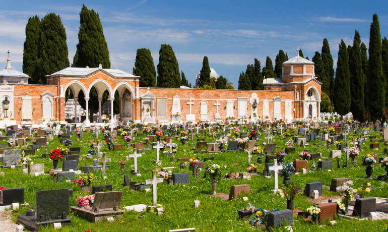 Сан-Микеле - венецианский остров смерти