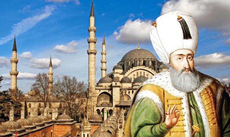 Мимар Синан - придворный архитектор султана и его знаменитые постройки