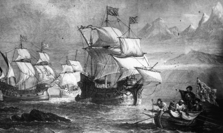 Таинственная экспедиция в Северную Атлантику