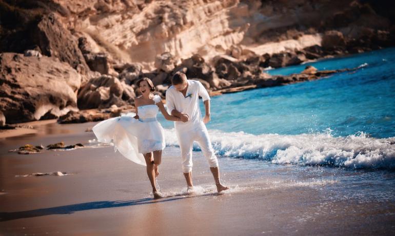 Как организовать свадебное путешествие для молодоженов