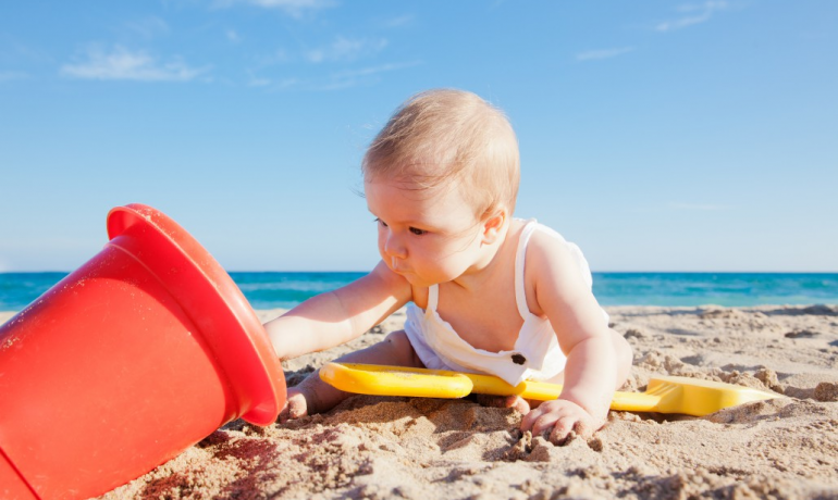 Хороший отдых на море с годовалым ребенком - реально ли это?