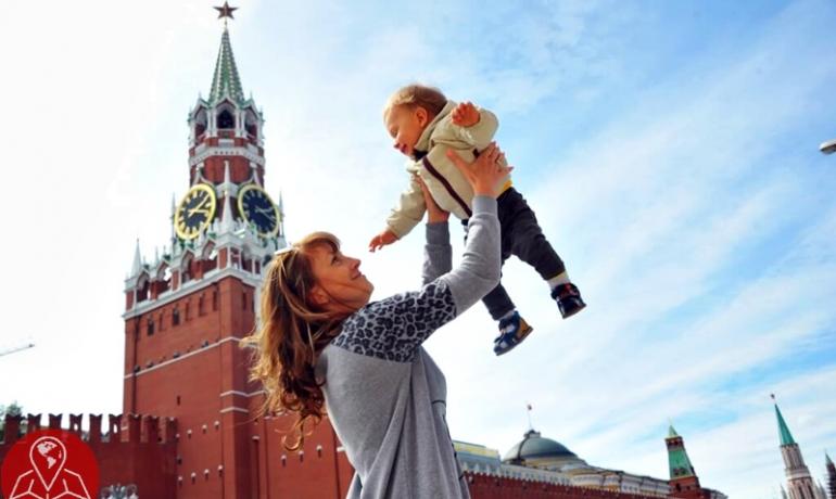 Поездка в Москву с детьми: что посмотреть и чем заняться всей семьей