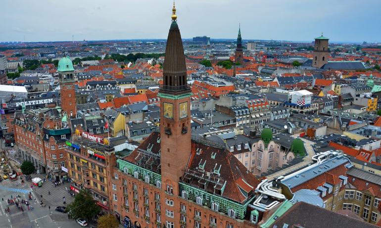 Копенгаген: самые интересные места столицы Дании