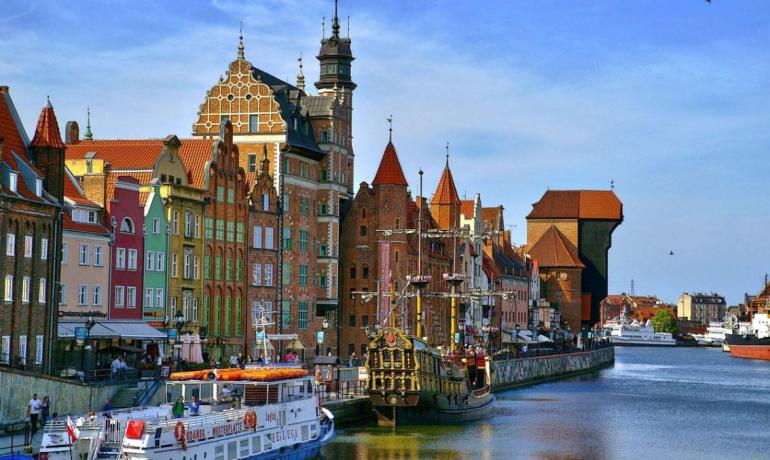 Гданьск - историческая жемчужина польского севера