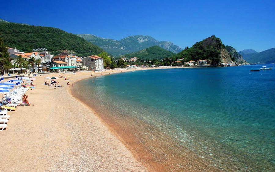 Петровац - универсальный черноморский курорт