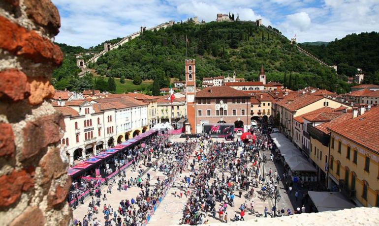 Маростика - живописный городок в Италии