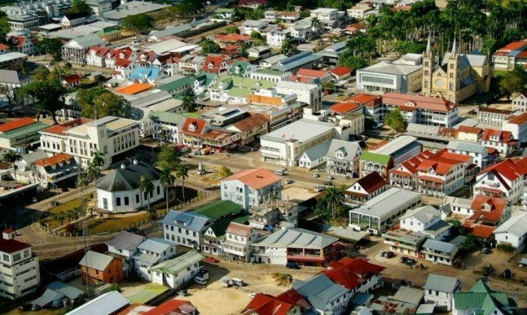 Суринам - маленькая страна и кузница скрытых футбольных талантов