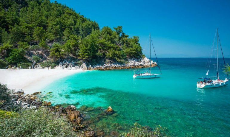 Отдых в Греции на острове Тасос