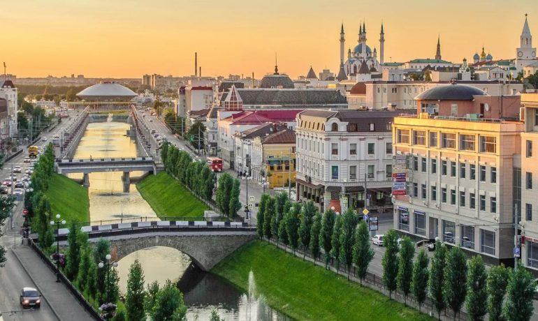 Взгляд на Казань: главные достопримечательности города